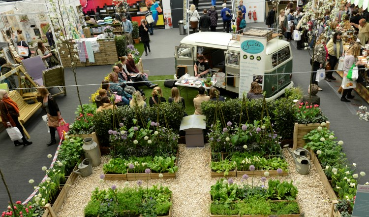 country living magazine london spring fair tickets the ticket factory