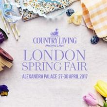London Spring Fair, Alexandra Palace