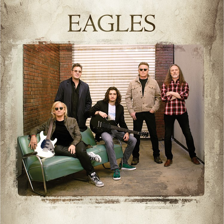 Eagles tickets
