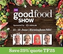 BBC Good Food Show Birmingham, NEC, Birmingham