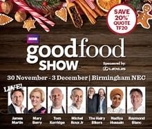 BBC Good Food Show, NEC, Birmingham