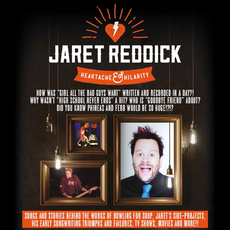 Jaret Reddick tickets