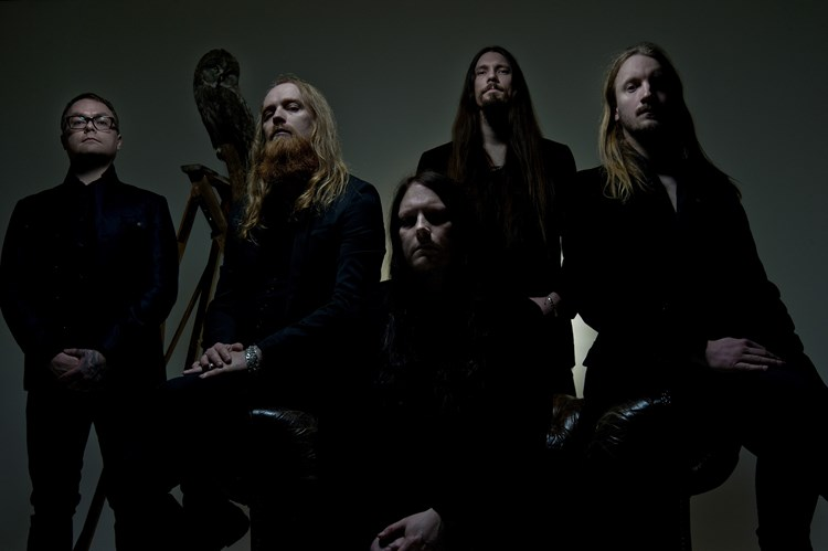 Katatonia tickets
