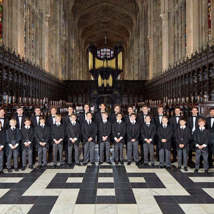BC 2018/19: Choir of King\'s College Cambridge - A Choral Christmas ...