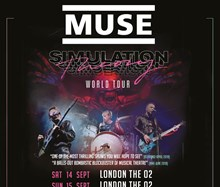 Muse, Arena Birmingham Tickets
