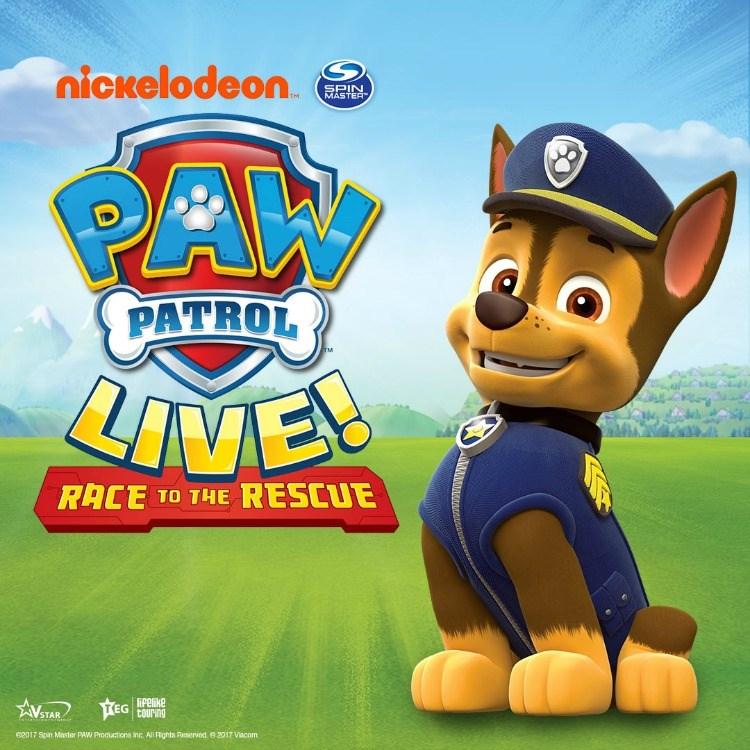 PAW Patrol Live!  tickets