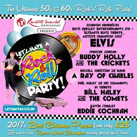 Rock N Role Party Hospitality Tickets
