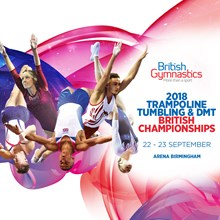 Trampoline, Tumbling & DMT British Championships