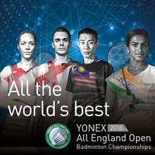 Yonex All England Open Badminton Championships 2018